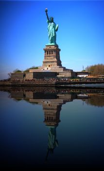 Statue of Liberty by Fahad-qtr