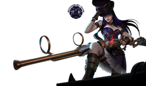 Caitlyn Render by Sikk408