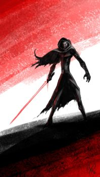 Kylo Ren by TuaX