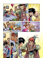 Eloria Comic Issue 1 Page 14 by marimoreno