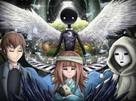 Deemo Fan Art by Totemos