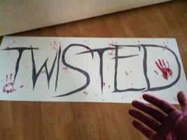 Twisted (Banner) by mik3andik3xD