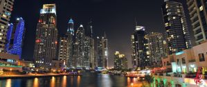 High Life Dubai by faizan47