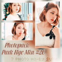Photopack Park Hye Min #20 - By Sumi by Nari2k1