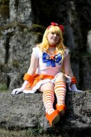 Sailor Venus by BellaHime