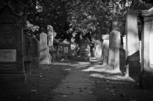 old jewish graves by rayxearl
