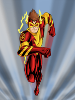 Kid Flash - New 52 by payno0