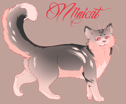 [c] Minicat by Jackalloops