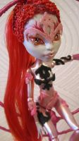 Monster Circus - Trapeze Artist by midnightstrinkets