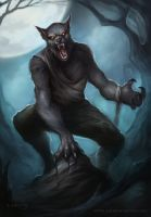 Werewolf by Andimayer