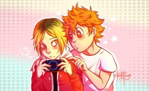 kenhina :3 by KarlaTerry