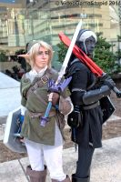 Otakon 2014 - Twilight Princess(PS) 08 by VideoGameStupid
