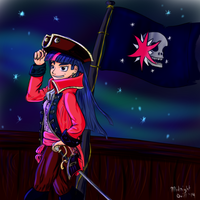 MLP: PAS Captain Twilight Sparkle by MidnightQuill