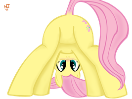 Fluttershy by HighLevelTeen