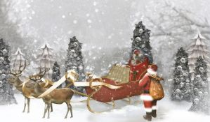 Santa Claus is coming by Miss-deviantE
