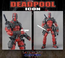 Deadpool Icon by Lokoboys