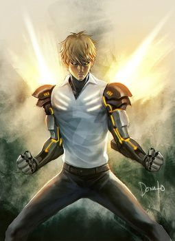 genos by DXSinfinite
