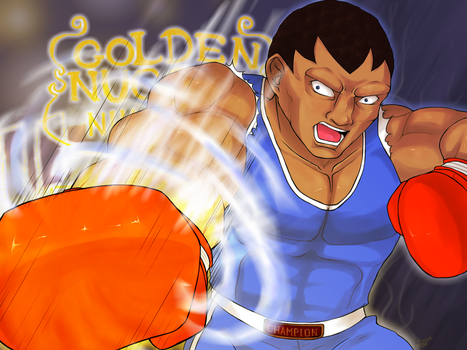 Balrog(Boxer) by TanishiCurry
