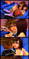 MMD KH - Rescue and Kiss by XxChocolatexHeartsxX
