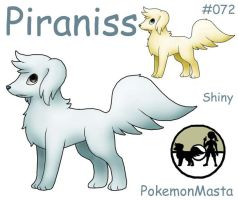 Piraniss 072 by PokemonMasta