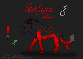 Venture Ref -For Sale- by Wolf-Shadowrunner