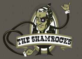 shamrocks poster4 by BrentBlack