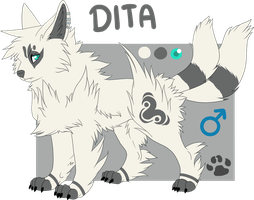 Dita Reference Sheet 2013 by iCaitlynn