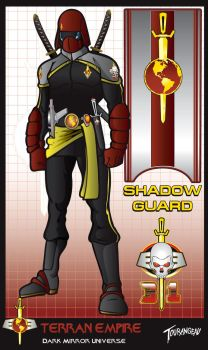 Shadow Guard Commission by stourangeau