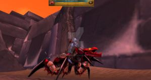World of Warcraft: Why? Because it's Red? by ToxicCreed