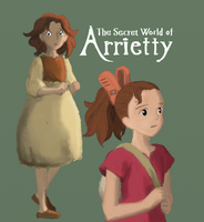 Secret World of Arrietty by TashiRD
