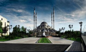 HDR Heart of Chechnya by Thetumso