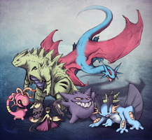 A Powerful Six by Skudde
