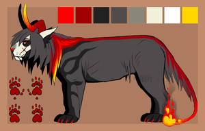 Hell Kat offer to adopt Adoptable CLOSED by Insol