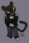 Lil Panther by Skdaffle