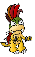Theo Koopa by Quacksquared