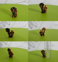 My little plasticine: Crosspencil by scootie-wootie