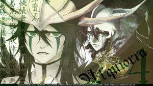 BLEACH WALLPAPER: ULQUIORRA by blackstorm