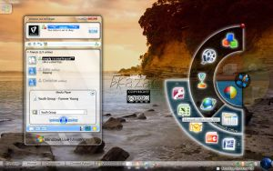 Windows 7 June 08 Concept 4-5 by xazac87