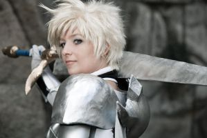 Claymore: I'm Trouble by Okami-kiba
