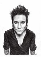 Synyster Gates by SPACEMAN-01