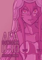 10 Days to AFA 2012 by athenabeta