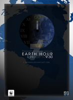 Earth Hour 2009 by SL05NED