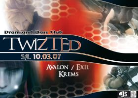Twizted Flyer by I-AM-KALU