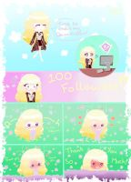 100 Followers!? by Island-Of-Atlantis