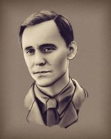 Captain Nicholls by Aelin89
