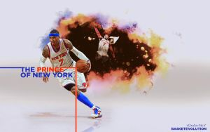 Melo : The Prince of New York Wallpaper by rOnAn-Ncy