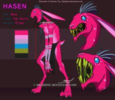 Hasen: Reference by Digimitsu