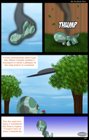An Alien's Tail: Page 47 by Fishlover