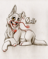 Odis by LittlePuffin