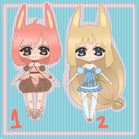 Bunny Adopts Set [CLOSED] by cohri